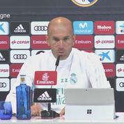 Attentats en Espagne : les condoléances de Zidane