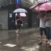 Nouvelle tempête à Hong Kong et Macao