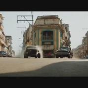 Extrait de Fast and Furious 8 : quand Vin Diesel met le turbo