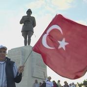 Turquie : l'opposition marche vers la Bataille de Gallipoli