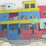 L'art urbain donne des couleurs à une banlieue morne de Beyrouth