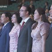 ASEAN : les diplomates réunis à Manille