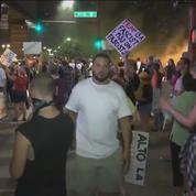 Phoenix: manifestation anti-Trump pour le meeting du président