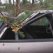 Cinq morts dans de violents orages en Pologne
