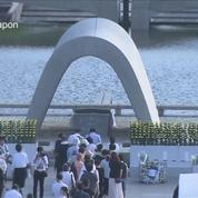 72 ans après, le Japon commémore le bombardement d'Hiroshima