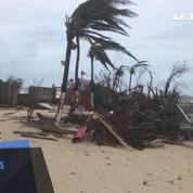Irma : des dégâts considérables à Saint-Martin
