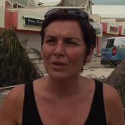 À Saint-Martin, la ministre des Outre-mer sur place