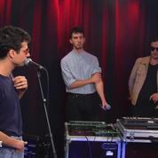 Figaro Live Musique : BB Brunes en interview et session exclusive
