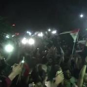 Mouvements de liesse en Syrie après la qualification en barrage pour le Mondial de football