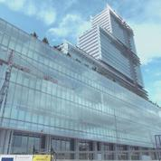 Le Figaro vous fait découvrir le nouveau Palais de Justice