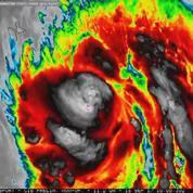Ouragan Maria: les images satellites de son passage dans les Caraïbes