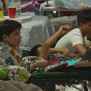 Les réfugiés d'Irma s'entassent dans des centres d'accueil en Floride