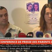 La mère de Maëlys demande au principal suspect de «dire ce qu'il s'est passé cette nuit-là»