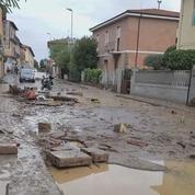 Italie : de violents orages font au moins six morts