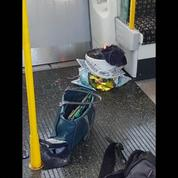 Attentat dans le métro de Londres : les images de l'engin explosif