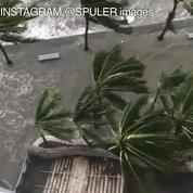 Irma : Le quartier d'affaire de Miami inondé