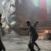 Sur le tournage d'Alien: Covenant