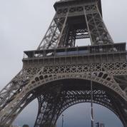 Préparatifs de la construction d'un mur à 20 millions d'euros pour protéger la tour Eiffel