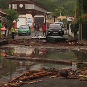 Ouragan Maria : les images des dégâts en Martinique