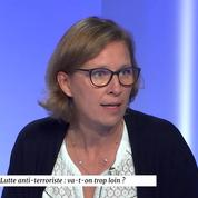 Angélique Bouin sur la loi antiterroriste : «La vraie question, c'est le renseignement»