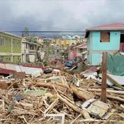 L'ouragan Maria a fait des ravages à la Dominique