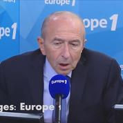 Gérard Collomb: «On va augmenter le budget de la police de 1,9%»