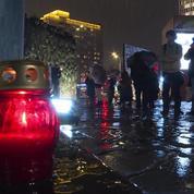 À Moscou, Poutine inaugure un mémorial aux victimes des répressions politiques