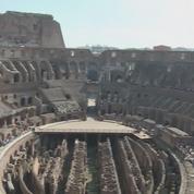 Le public pourra désormais voir le Colisée de Rome d'encore plus haut
