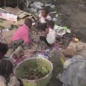 Madagascar : situation sanitaire difficile au marché d'Anobise