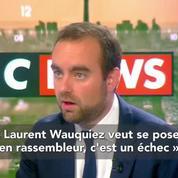 Sébastien Lecornu : « Je ne suis pas exclu car il n'y avait pas le quorum hier soir »
