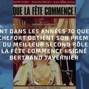 Retour sur la carrière d'un comédien de légende : Jean Rochefort