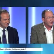 POINTS DE VUE 20 octobre 2017 : Joxe, Marine Le Pen et l'euro, droite, art contemporain