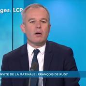 François de Rugy entend garder le drapeau de l'Union européenne à l'Assemblée nationale