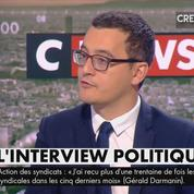 Gérald Darmanin sur les fonctionnaires : «Il n'y aura aucun perdant»