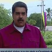 Le président vénézuélien qualifie Rajoy de «dictateur» pour les répressions en Catalogne