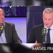 Bruno Le Maire: «La dénonciation ne fait pas partie de mon identité politique»