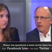 Aurore Bergé: «Les Républicains peuvent rester unis mais sur une base très étroite»