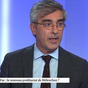 Points de vue 5 octobre : «bordel», Mélenchon et les facs, DSK, écriture inclusive