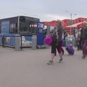 Des milliers de passagers dans l'attente d'un retour après la fermeture de la compagnie Monarch