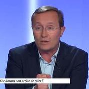 Jacques-Olivier Martin à propos des élus locaux : «On ne met pas les collectivités à l'index»
