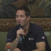 Thomas Pesquet explique comment il a surveillé son corps durant son voyage spatial
