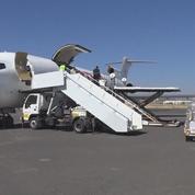 Yémen : arrivée d'un avion transportant de l'aide à Sanaa