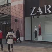 Des messages d'ouvriers non payés retrouvés par des clients dans des vêtements Zara