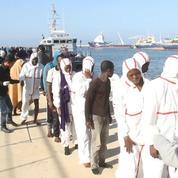 Plus de 30 migrants morts et 200 survivants au large de la Libye
