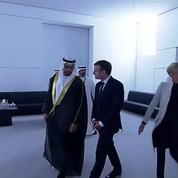 Macron inaugure le Louvre Abu Dhabi