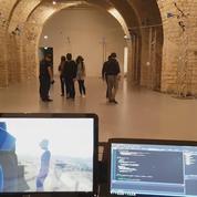 Un prototype permet de visiter la pyramide de Kheops en réalité virtuelle