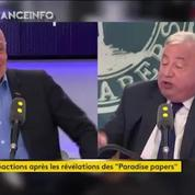 Gérard Larcher : «J'appuierai toute démarche du gouvernement» contre l'évasion fiscale