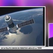 Une station spatiale chinoise en perdition menace la Terre
