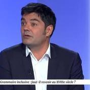 Sylvain Courage : «La langue française pose des problèmes par rapport à l'évolution de la société»