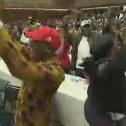 Éviction de Robert Mugabe : l'opposition entame une danse de la joie